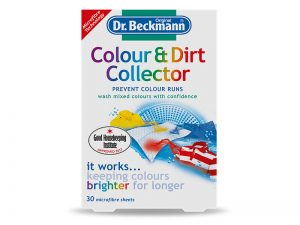 Colour and dirt collector