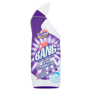 CILLIT BANG Power Toilet Cleaner GERM TERMINATOR 750ml