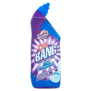 CILLIT BANG Power Toilet Cleaner STAIN TERMINATOR 750ml