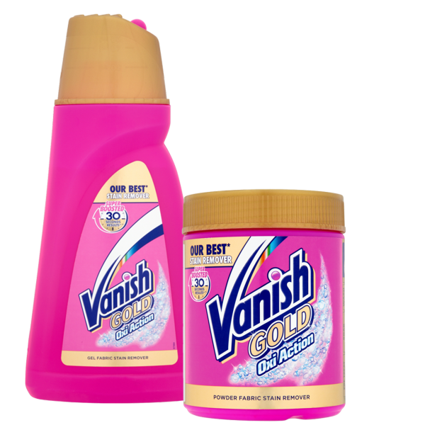 Vanish gold oxi