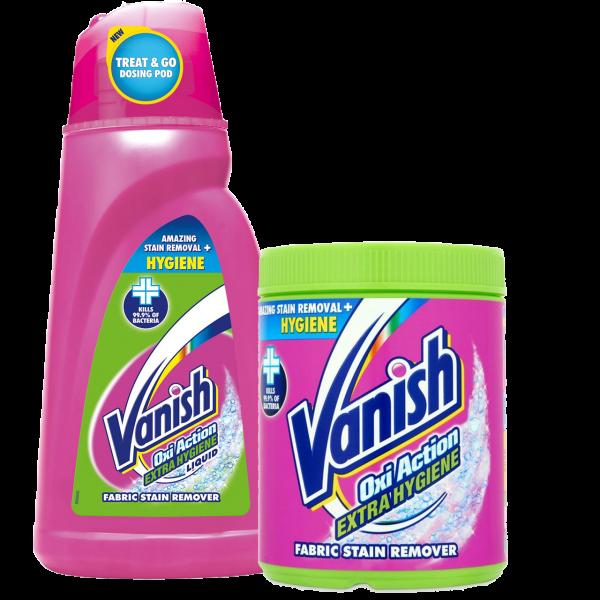 Vanish Oxi Action Extra Hygiene