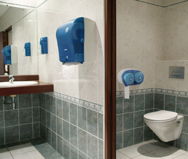 """Ensure Compact"" sistem toaletnog papira u roli"