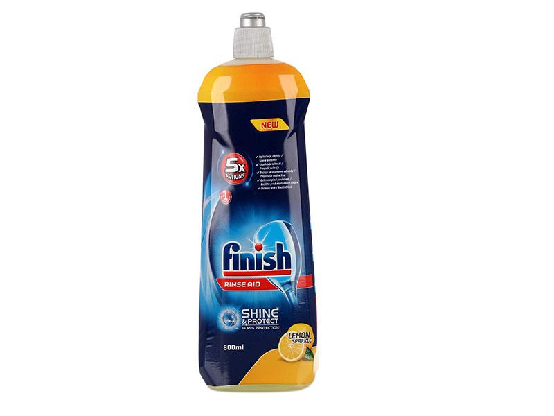 Finish Rinse Aid Max Shine & Protect