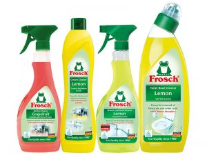 Frosch shower and bathroom cleaner