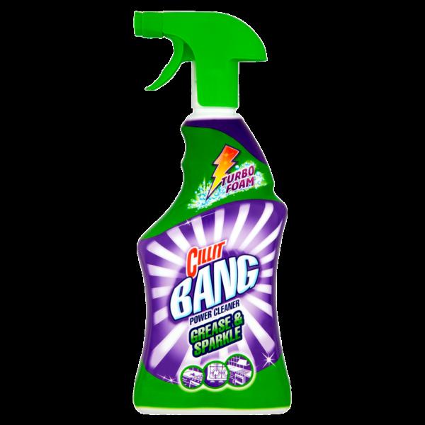 Cillit Bang Grease&Sparkle spray 750 ml