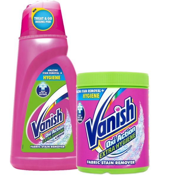 Vanish Oxi Action Extra Hygiene