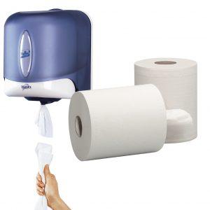 """""""Reflex"""" midi - sistem papirnatih brisača"""