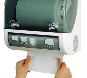 """Serie 3000"" - sistem papirnatih ručnika za ruke u roli"